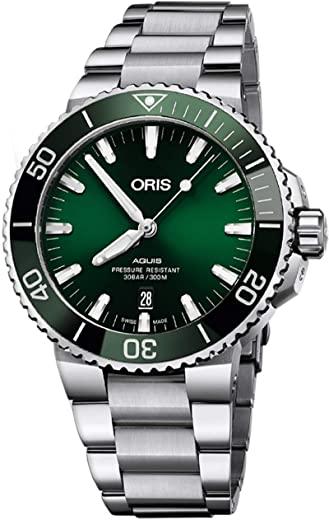 Luxury watch 2000 dollar - Oris Aquis