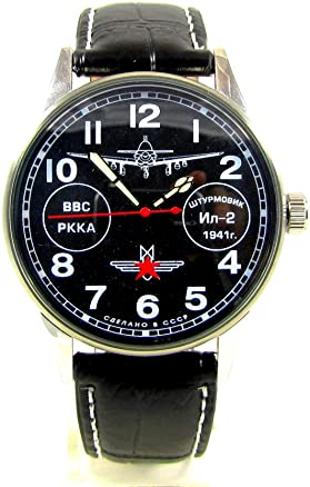 Russian Military Watches – Poljot