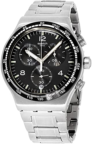 Watches up to 500 dollars - Swatch Night Flight