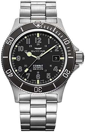 Men's watches on 500 dollars - Glycine COMBAT