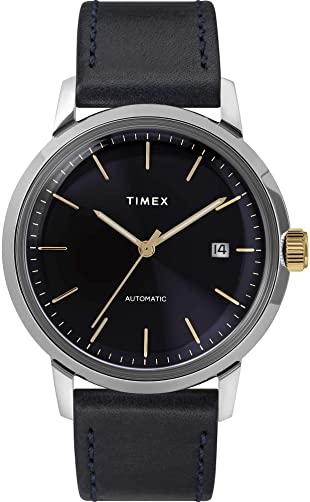 automatic watches from 500 dollars - Timex Marlin