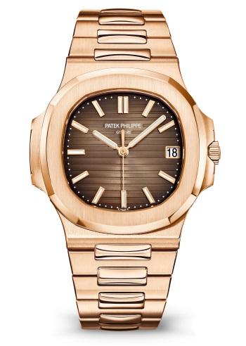 Patek Philippe Nautilus 5711-1R - Rose Gold