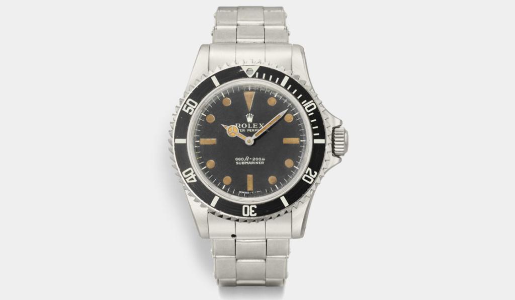 Rolex Submariner 1972 by James Bond