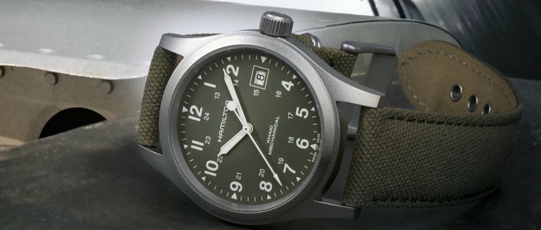 The Best Hamilton Khaki Field Watches – Analysis and Opinion