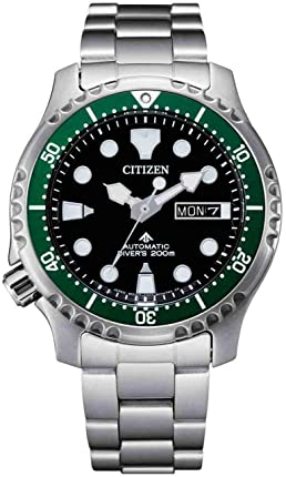 200 dollars men's watches - Citizen Diver