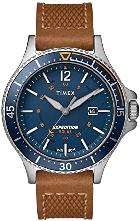 timex expedition solar