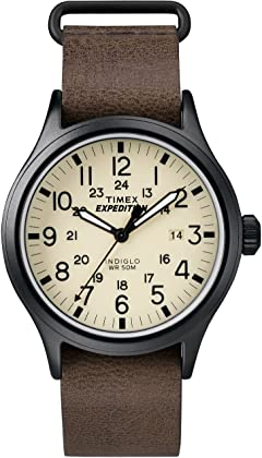timex expedition vintage